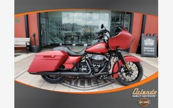 2019 Harley-Davidson Touring for sale 200637852