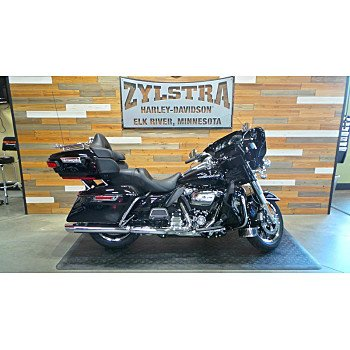 2019 Harley-Davidson Touring Ultra Limited for sale 200687884