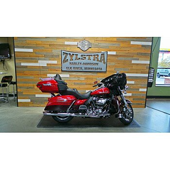 2019 Harley-Davidson Touring Ultra Limited for sale 200716212