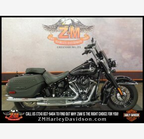 2019 Harley-Davidson Touring Heritage Classic for sale 200845725