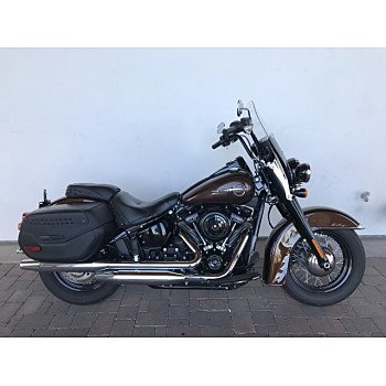 2019 Harley-Davidson Touring Heritage Classic for sale 200901087