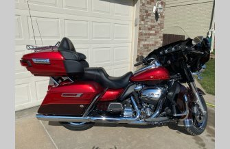 2019 Harley-Davidson Touring Ultra Limited for sale 200906595