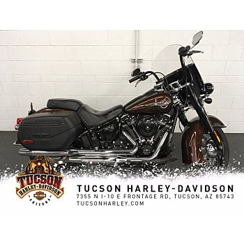 2019 Harley-Davidson Touring Heritage Classic for sale 200930262