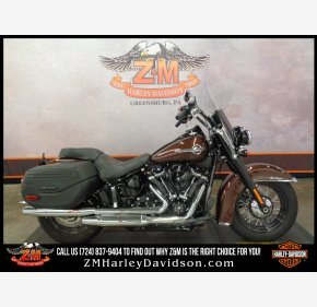 2019 Harley-Davidson Touring Heritage Classic for sale 200974854
