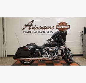 2019 Harley-Davidson Touring Street Glide for sale 200978873