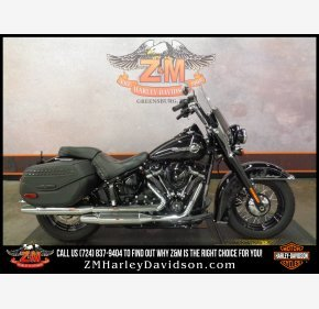 2019 Harley-Davidson Touring Heritage Classic for sale 201017304