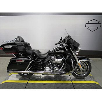 2019 Harley-Davidson Touring Ultra Limited for sale 201017696