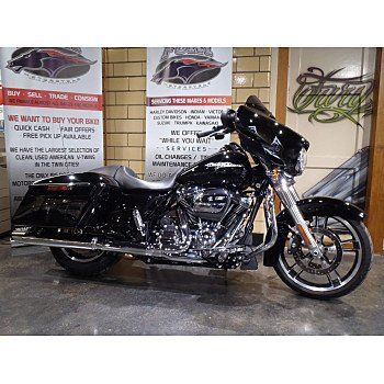 2019 Harley-Davidson Touring Street Glide for sale 201018721