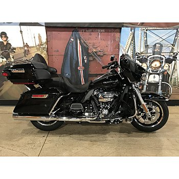 2019 Harley-Davidson Touring Ultra Limited for sale 201023476