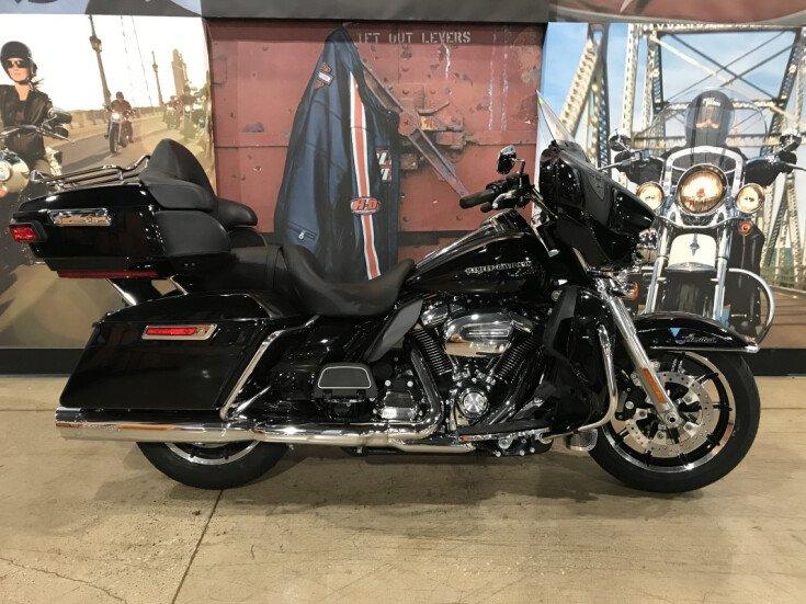 2019 Harley-Davidson Touring Ultra Limited for sale 201023476