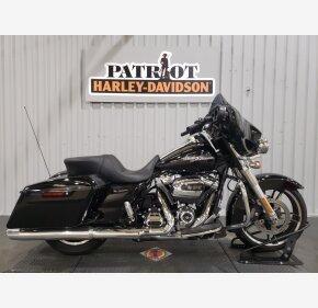 2019 Harley-Davidson Touring Street Glide for sale 201027136