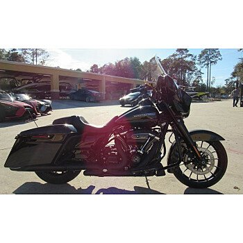 2019 Harley-Davidson Touring Street Glide Special for sale 201029455