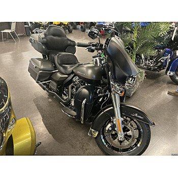 2019 Harley-Davidson Touring Ultra Limited for sale 201116850