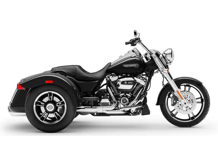 2019 Harley-Davidson Trike Freewheeler specifications
