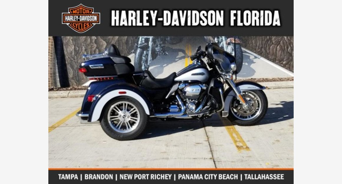 2019 Harley-Davidson Trike Tri Glide Ultra for sale 200646757