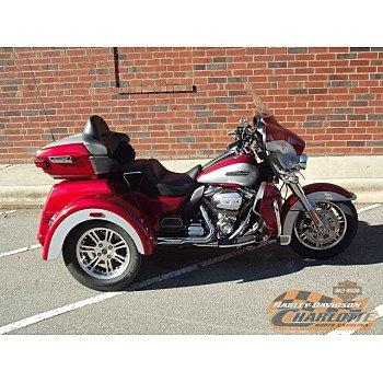 2019 Harley-Davidson Trike Tri Glide Ultra for sale 200681520