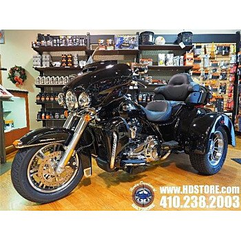 2019 Harley-Davidson Trike Tri Glide Ultra for sale 200789551