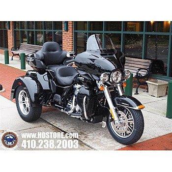 2019 Harley-Davidson Trike Tri Glide Ultra for sale 200789580