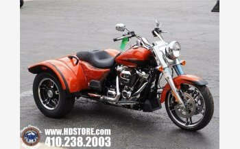 2019 Harley-Davidson Trike Freewheeler for sale 200789588