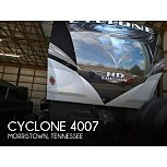 2019 Heartland Cyclone 4007 for sale 300289541