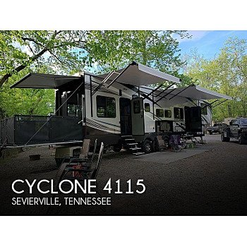 2019 Heartland Cyclone for sale 300290134