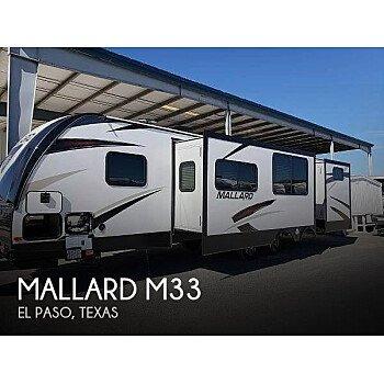 2019 Heartland Mallard M33 for sale 300219111