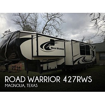 2019 Heartland Road Warrior RW427 for sale 300217102
