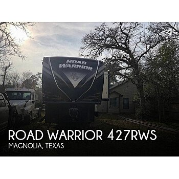 2019 Heartland Road Warrior for sale 300217102
