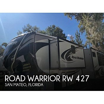 2019 Heartland Road Warrior for sale 300220438