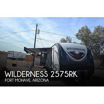 2019 Heartland Wilderness 2575RK for sale 300232913