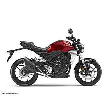 2019 Honda CB300R for sale 200620139