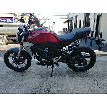 2019 Honda CB300R for sale 200620478