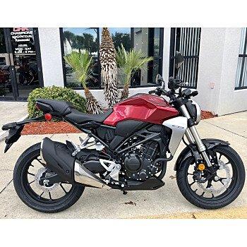 2019 Honda CB300R for sale 200620930