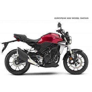 2019 Honda CB300R for sale 200621285