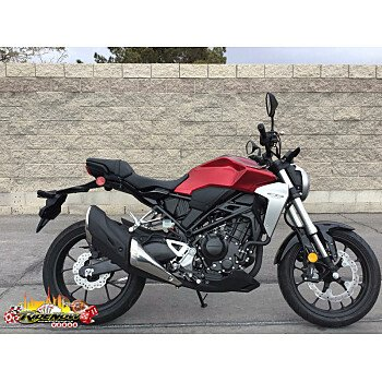 2019 Honda CB300R for sale 200697550