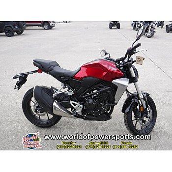 2019 Honda CB300R for sale 200709609