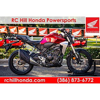 2019 Honda CB300R for sale 200712697