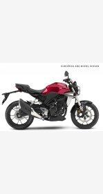 2019 Honda CB300R for sale 200621283