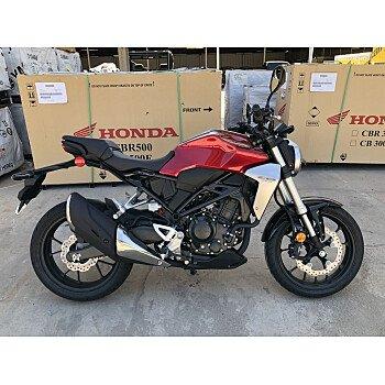 2019 Honda CB300R for sale 200756304