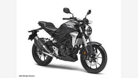 2019 Honda CB300R for sale 200804604
