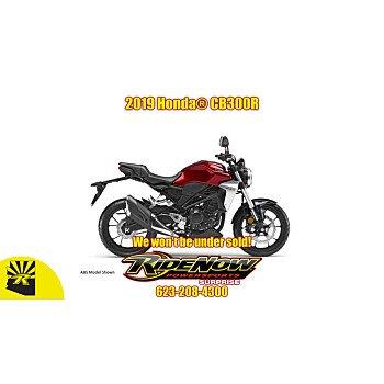 2019 Honda CB300R for sale 200808517