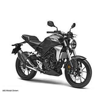 2019 Honda CB300R for sale 200811670