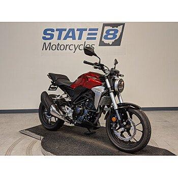 2019 Honda CB300R for sale 200916118