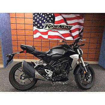2019 Honda CB300R for sale 201118851