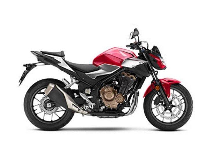 2019 Honda CB500F for sale 200688884