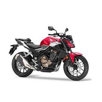 2019 Honda CB500F for sale 200696566