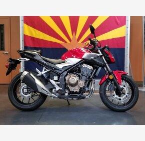 2019 Honda CB500F for sale 200790927