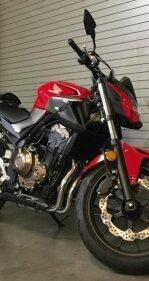 2019 Honda CB500F for sale 200791774