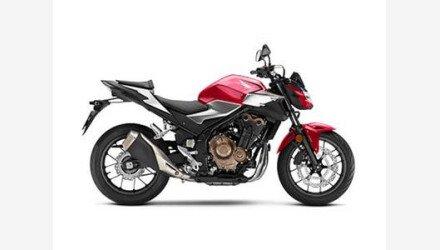2019 Honda CB500F for sale 200817078