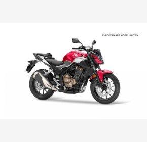 2019 Honda CB500F for sale 200818916